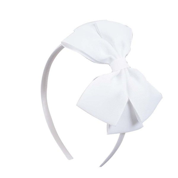Set of Headband Bows (11 pcs in different colors!)