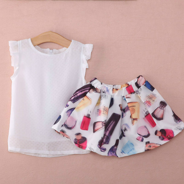 Lovely Lil Skirt Set