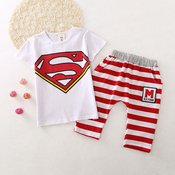 Super Striped Set
