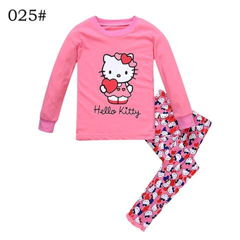 Pajamas Long Sleeve (various styles!)