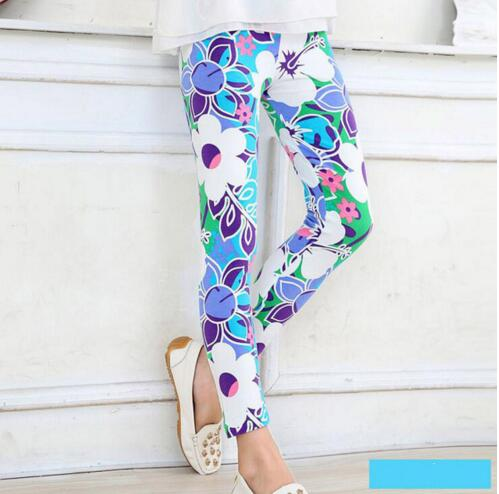 Lovely Floral Leggings (multiple styles!)