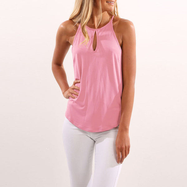 Simple & Sweet Sleeveless Tank