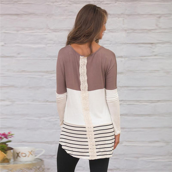 Cute Block Tunic