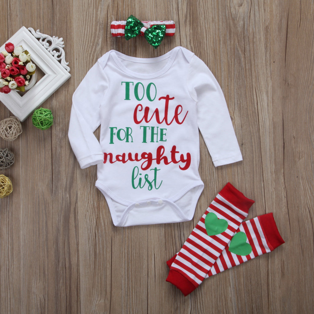 Too Cute for Naughty List