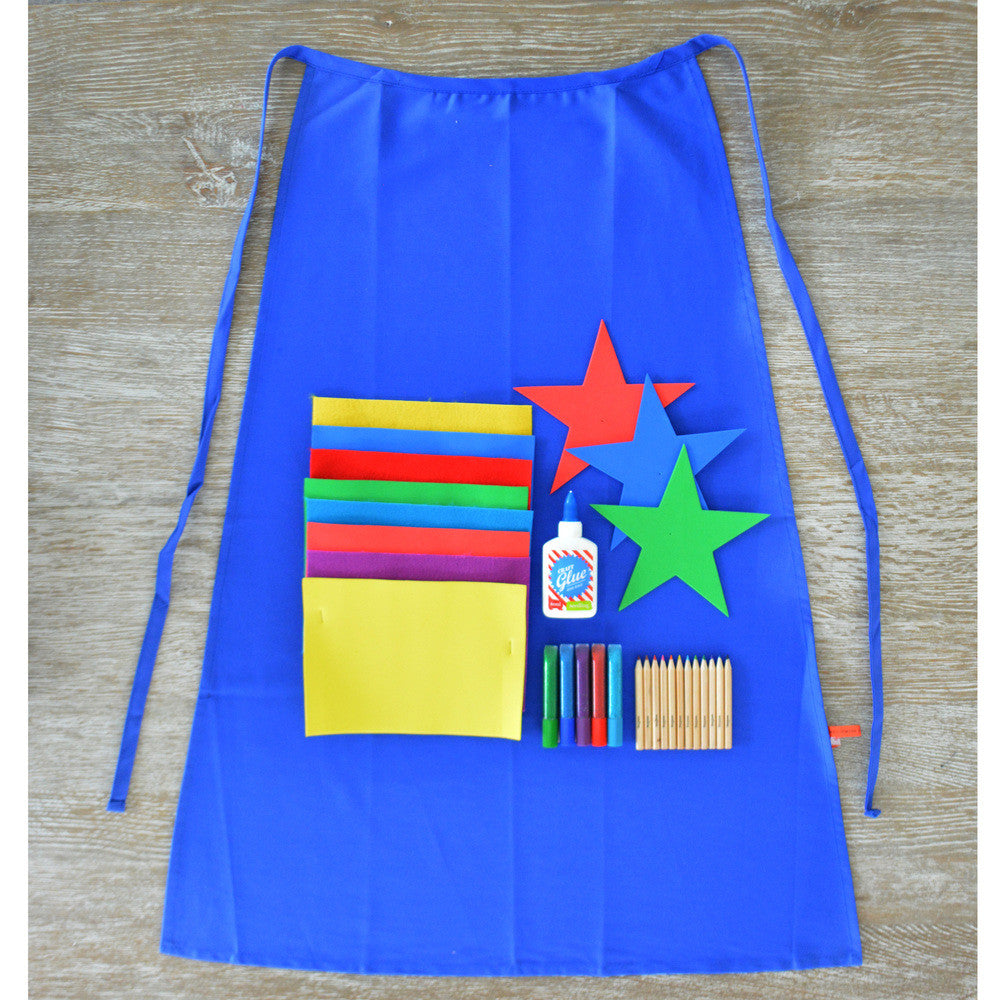 Design Your Own Superhero Cape in Blue