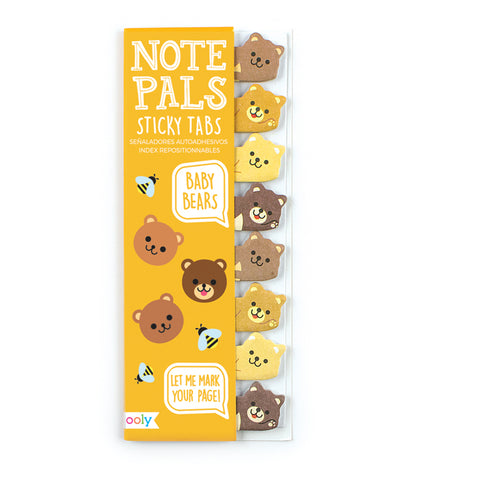 Note Pals Sticky Tabs Stickers (12-pack)
