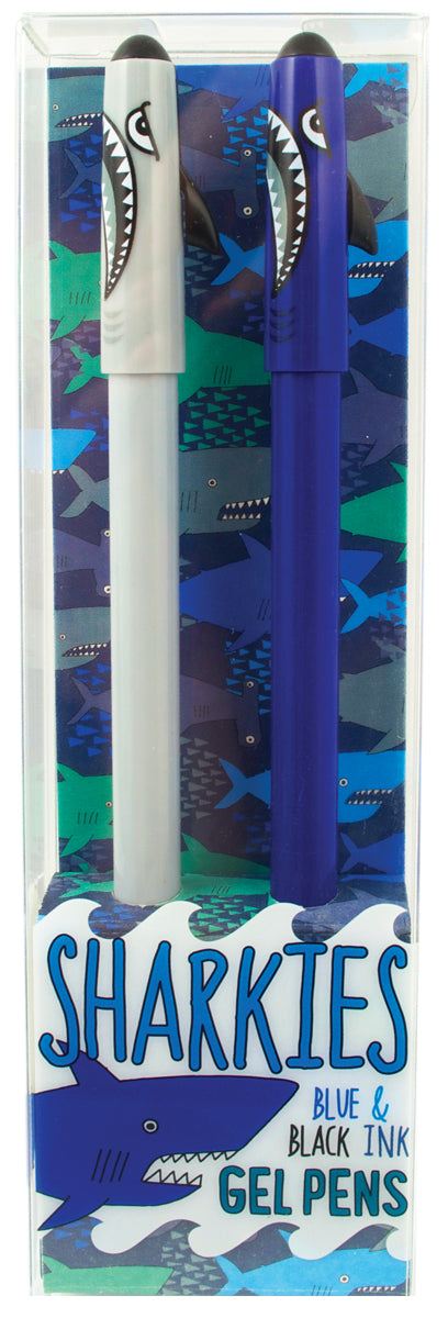 Sharkies Gel Pens (2-pack)