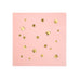 Colorful Gold Star Napkins (Small)