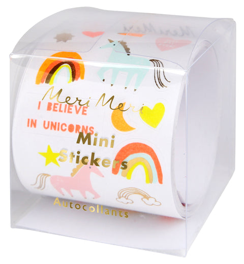 Mini Sticker Rolls