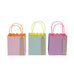 Pastel & Neon Party Favor Bags (3-pack)