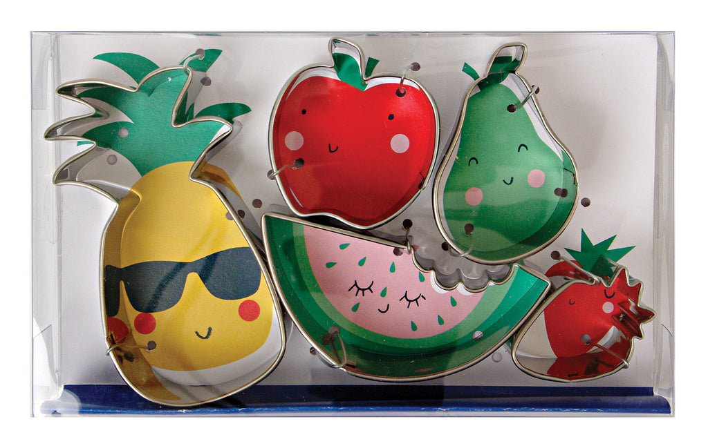 Fruit Cookie Cutters