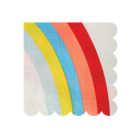 Rainbow Napkins (Small)