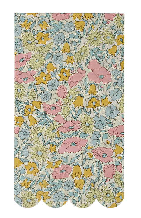 Liberty Poppy and Daisy Guest Napkins (20-pack)