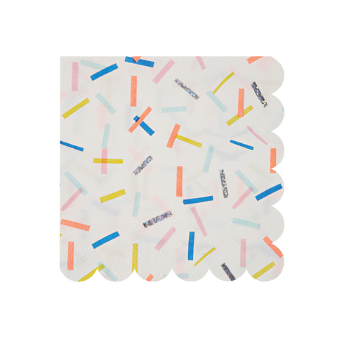 Sprinkles Napkins (Small)