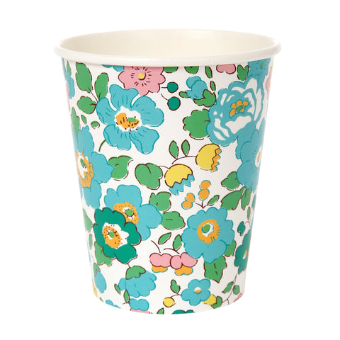 Liberty Green Betsy Paper Cups