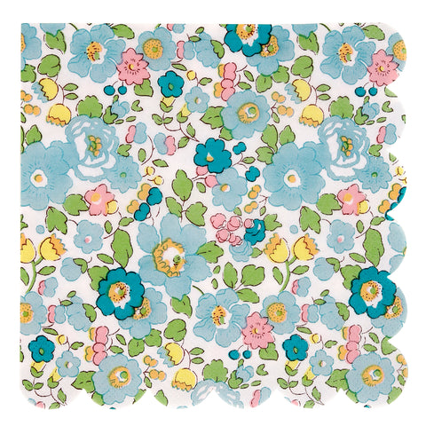 Liberty Green Betsy Napkins (Large)
