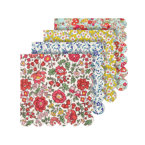 Assorted Liberty Napkins (Small)