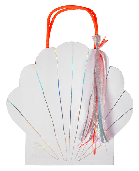 Shell Party Favor Bags (8-pack)