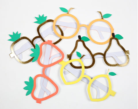 Fruit Glasses (10-pack)