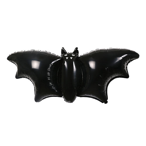 Halloween Bat Mylar Balloon (3-pack)