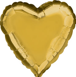 Heart Mylar Balloon