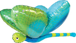 Dragonfly Mylar Balloon