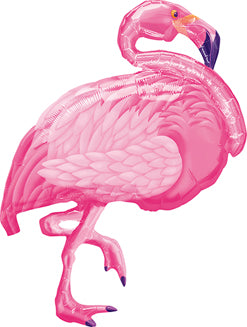Flamingo Mylar Balloon