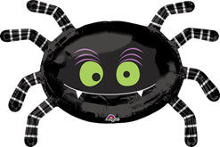 Halloween Cute Spider Mylar Balloon