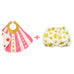 Baby Superhero Cape + Bloomers