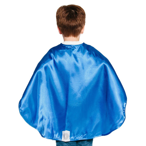 Superhero Fabric Capes in Assorted Colors (Special Order Item Minimum of 6)