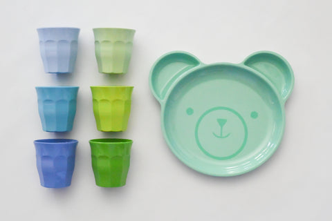 Little Bear Place Setting Set