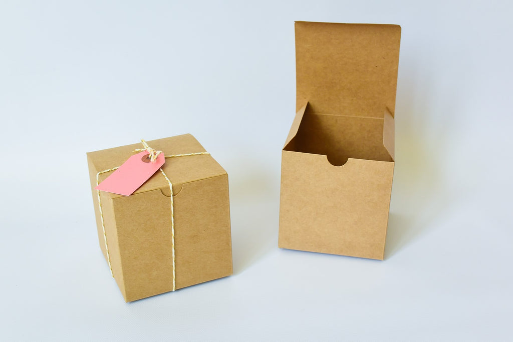 Party Favor Kraft Box