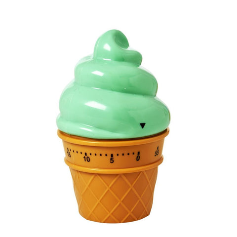 Ice Cream Shaped Timer