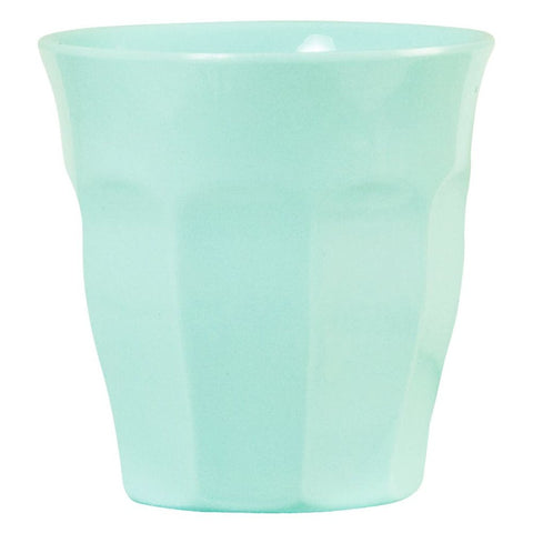 Medium Melamine Cup in Solid Mint