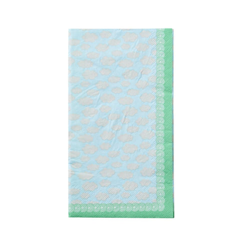 Cloud Print Napkins