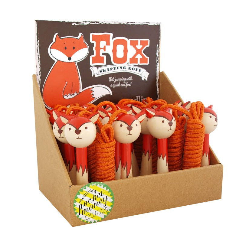 Little Fox Jump Rope