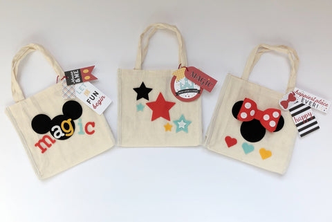 Party Favor Bags Handmade by Sugar Moon Bloom