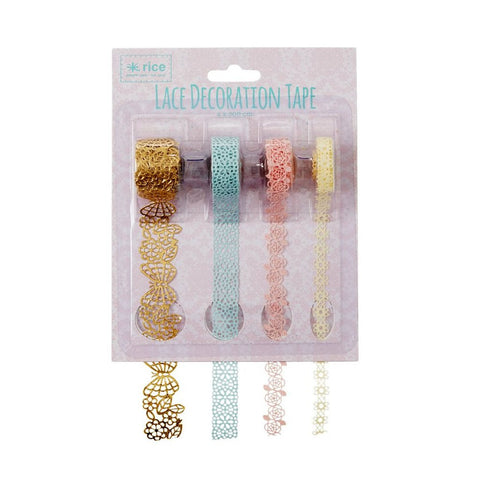 Paper Lace Tape in Assorted Designs