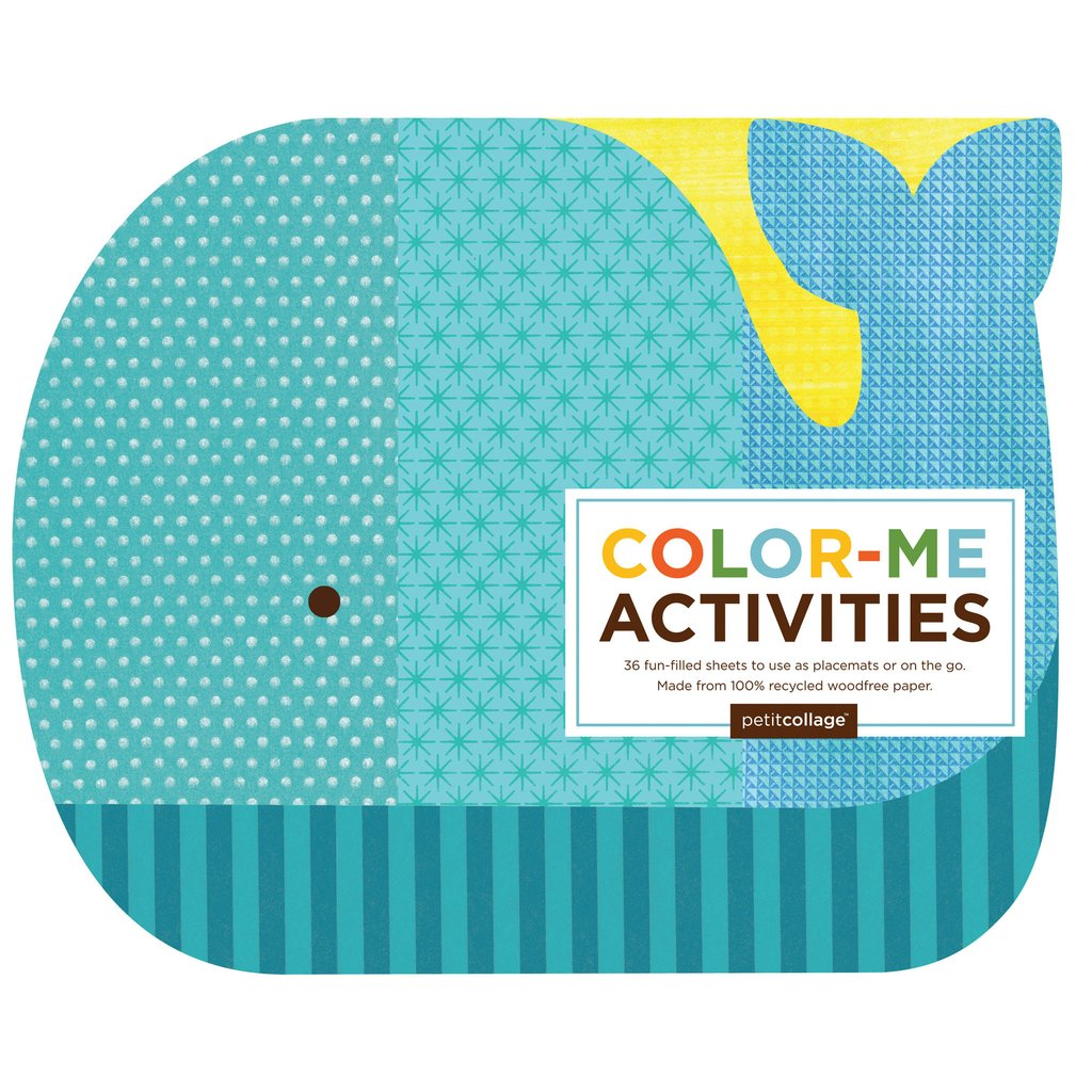 Color-Me Activity Placemats (36-pack)