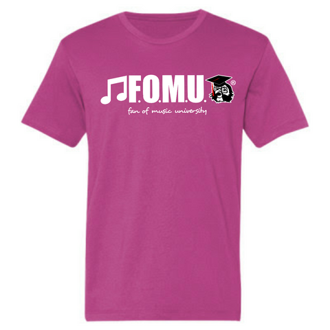 Raspberry F.O.M.U. Fashion T-Shirt