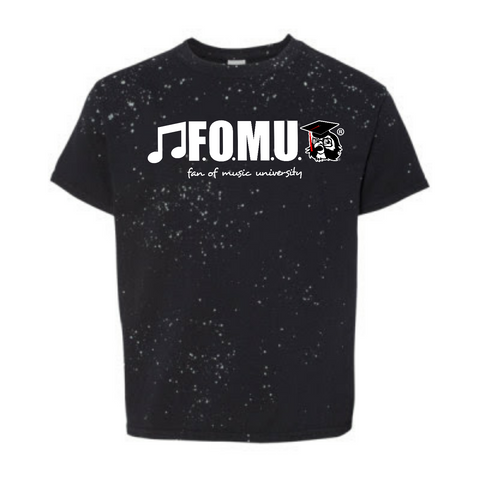 F.O.M.U. OUTER SPACE GLOW IN THE DARK T-SHIRT