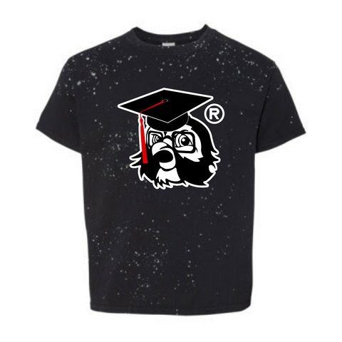 OUTER SPACE GLOW IN THE DARK T-SHIRT
