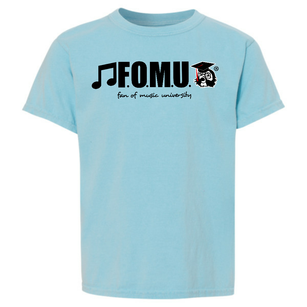 YOUTH CHAMELEON F.O.M.U. COLOR CHANGING T-SHIRT