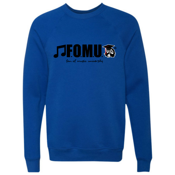 SPONGE FLEECE CREW NECK F.O.M.U. SWEATSHIRT