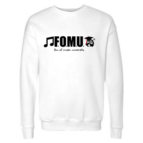 Fan of Music University Sweater