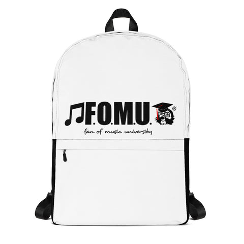 Fan of Music University Backpack