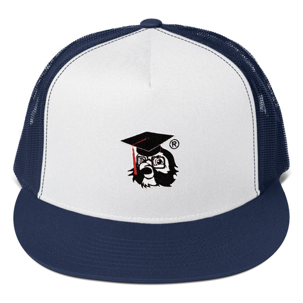 Fan of Music University Trucker Cap
