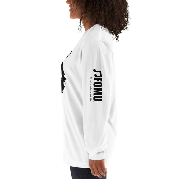 Women's Fan of Music University Long sleeve t-shirt