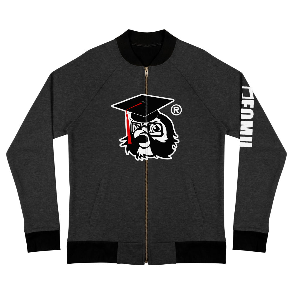 Fan of Music University Bomber Jacket