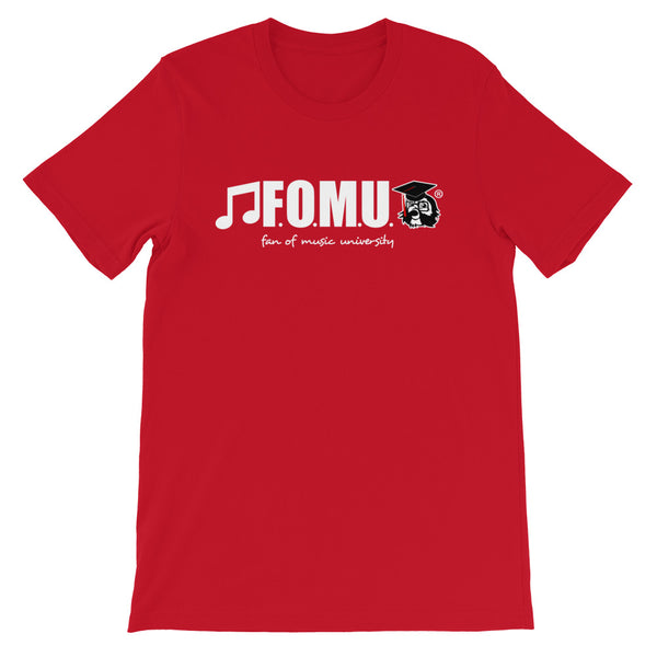 FAN OF MUSIC UNIVERSITY CAMPUS T-SHIRT 4.0